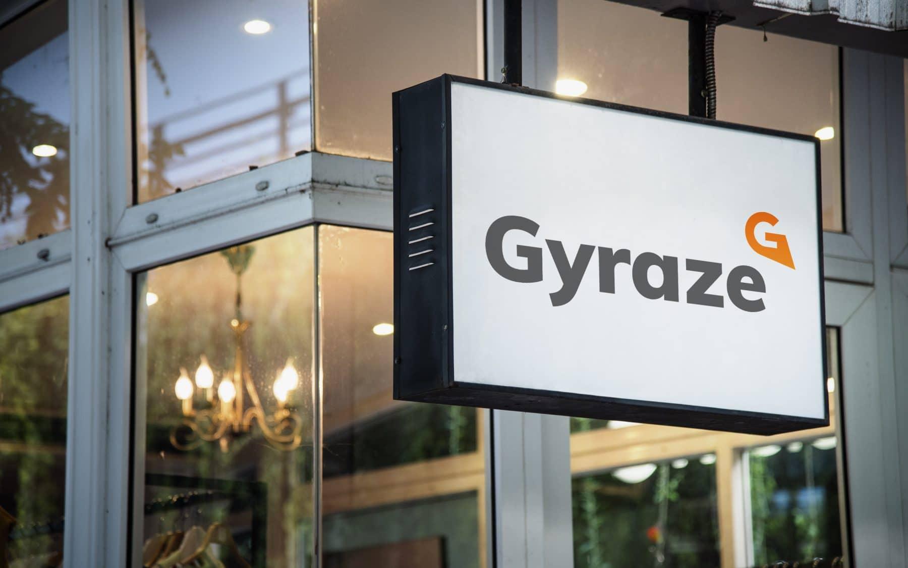 Gyraze
